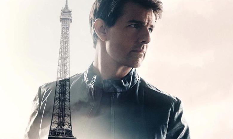 MISSION IMPOSSIBLE-Fallout  [2D]
