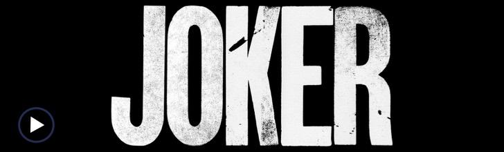 Bande annonce Joker