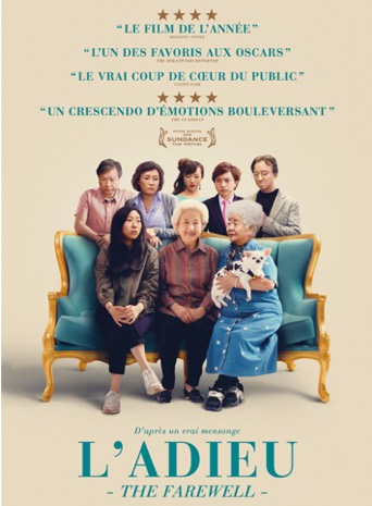 Affiche The Farewell - L'adieu