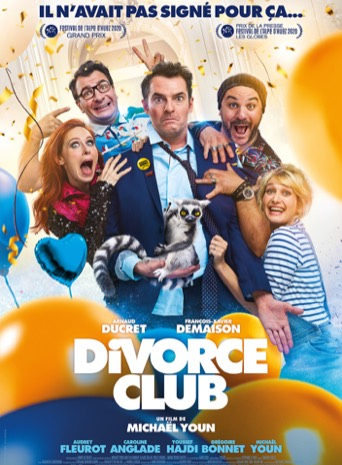 Affiche Divorce Club